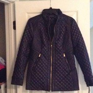 Via Spiga navy coat